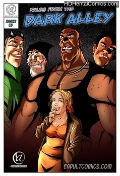 Porn Comics - Tales From The Dark Alley Adult Comics