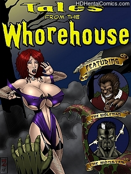 Porn Comics - Tales From The Whorehouse 1 Comic Porn