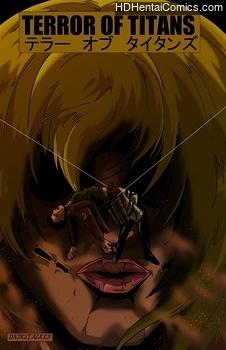 Terror Of Titans sex comic