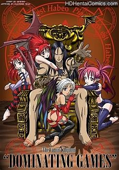 The Carnal Kingdom 1 – Dominating Games Sex Comics