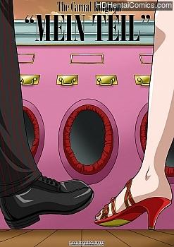 The Carnal Kingdom 2 – Mein Teil Hentai Comics