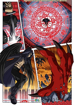 The Carnal Kingdom 4 – To Rise And Fall Hentai Comics