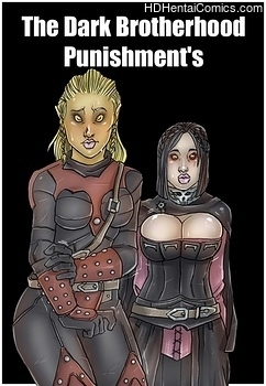 Porn Comics - The Dark Brotherhood Punishment's Porn Comics