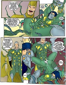 The Darkness Adult Comics