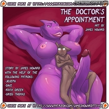 Porn Comics - The Doctor's Appointment Hentai Comics