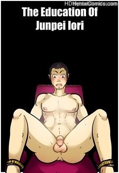 Porn Comics - The Education Of Junpei Iori adult comic