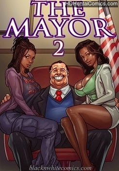 Porn Comics - The Mayor 2 XXX Comics