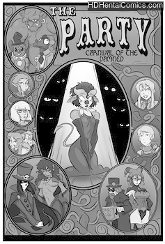 Porn Comics - The Party 4 – Carnival Of The Damned Comic Porn