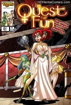 The Quest For Fun 13 – Fight For The Arena, Fight For Your Freedom Part 3 Sex Comics