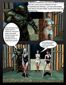Porn Comics - The Reward Of The Orcs 1 Porn Comics