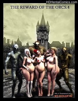 Porn Comics - The Reward Of The Orcs 4 Porn Comics