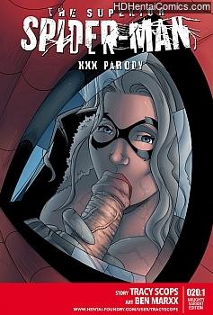 Porn Comics - The Superior Spider-Man Sex Comics