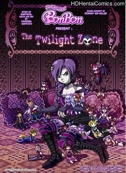 Porn Comics - The Twilight Zone Sex Comics