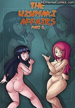 Porn Comics - The Uzumaki Affairs 2 Adult Comics