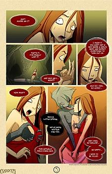 Porn Comics - The Violation Of The Spider Women Sex Comics