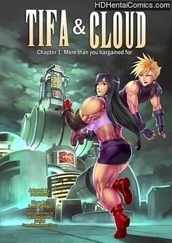 Porn Comics - Tifa & Cloud 1 – More Than You Bargained For Sex Comics