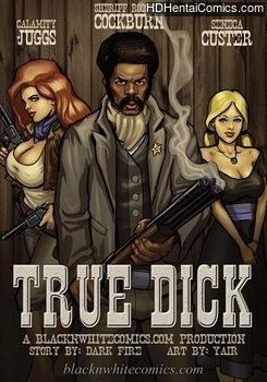 True Dick adult comic