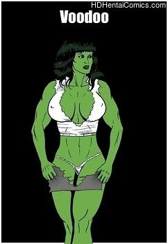 Porn Comics - Voodoo XXX Comics