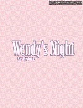 Porn Comics - Wendy's Night Porn Comics