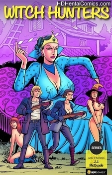Porn Comics - Witch Hunters Hentai Manga