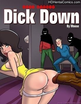 Porn Comics - XMas Bandit – Dick Down Hentai Manga